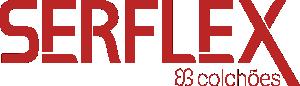 Logo - Serflex Colchões